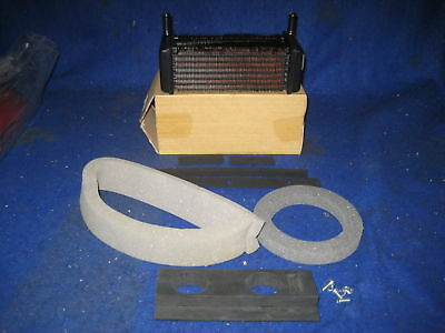 MGB ROADSTER or GT UPRATED  HEATER MATRIX & FITTING KIT 1962 - 1980   ***A3A