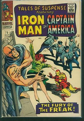 Tales of Suspense #75 VG (Agent Carter)