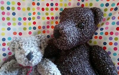 Merrythought Handmade Bears Bodger & Blunder Ltd Editions Preloved Treasures