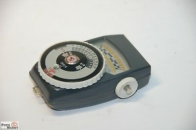 CDS Light Meter Revue model-g5 (2 Measuring Ranges) handlichtmesser
