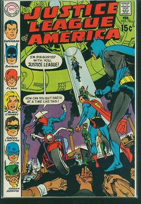 Justice League of America #78 VF-