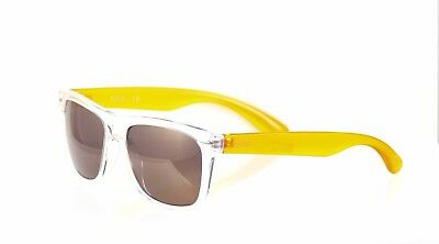 9805a19c2d New Authentic Kenneth Cole Reaction KC 1240 S 26G Sunglasses Crystal Orange  55mm