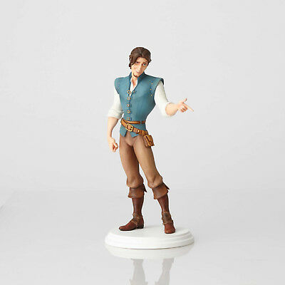 WDAC Walt Disney Archives Collection Tangled's FYNN RIDER Maquette LE Figurine