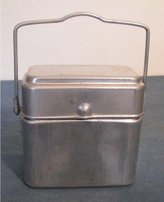 vintage French mess kit Marque Deposee  MM  V C R  ?