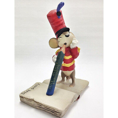 WDAC Walt Disney Archives Collection Dumbo's TIMOTHY MOUSE Maquette LE Figurine