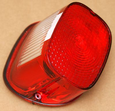 Harley Genuine Rear Light Glass Taillight ULTRA GLIDE TOURING HERITAGE FAT BOY