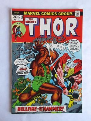 Thor # 210 - NEAR MINT 9.0 NM - Avengers IronMan MARVEL Check out our Comics