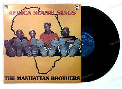 The Manhattan Brothers - Africa South Sings UK LP /3