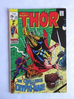 Thor # 174 - NEAR MINT 9.0 NM - Avengers IronMan MARVEL Check out our Comics