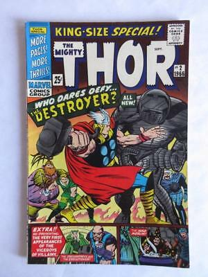 Thor Annual # 2 - HIGHER GRADE - Avengers IronMan MARVEL Check out our Comics