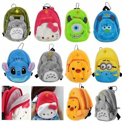 "Cute Doll Plush Bag Backpack Schoolbag for 1/3 18"" American Our Generation Girls"