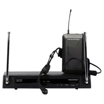 Trantec TR203 S4.4A-EB-UK UHF Beltpack System LLA1095