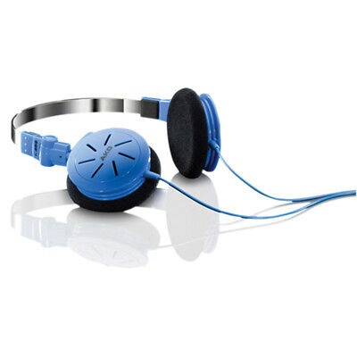 AKG HR226 K402 Headphones - Blue KKA0294
