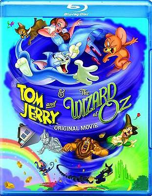Tom and Jerry  The Wizard of Oz (Blu-ray/DVD, 2011, 2-Disc Set)