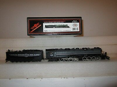 Mth 2-8-8-4 Dm&ir Articulated Yellowstone 80-3259-1 W/proto 3 Mint In Box Nice