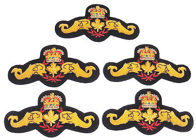 Canada,Royal Canadian Navy Submariners Qualification insignia .Lot of 5 ....a