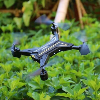 KY601 Foldable HD Camera Quadcopter RC Drone WiFi FPV Live Helicopter Hover