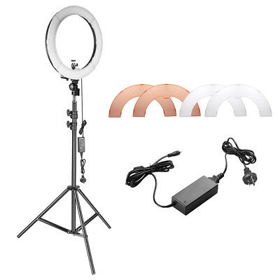 "Neewer 14""/36cm Dimmable SMD LED Ring Light 36W 5500K+200cmLight stand+ball Head"