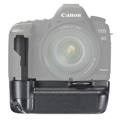 Neewer Pro Vertical Battery Grip Holder Manual Kit for Canon EOS 5D MARK II