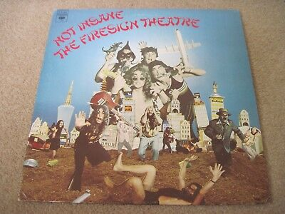 THE FIRESIGN THEATRE Not Insane  1972   COLUMBIA USA     NEAR MINT