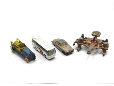Barn Find Lot Collection Die Cast Automobile English, American,China