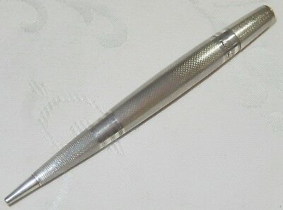 FABULOUS LIFE-LONG STERLING SILVER MECHANICAL PROPELLING PENCIL - 100 mm