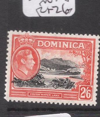 Dominica SG 107 MNH (2def)