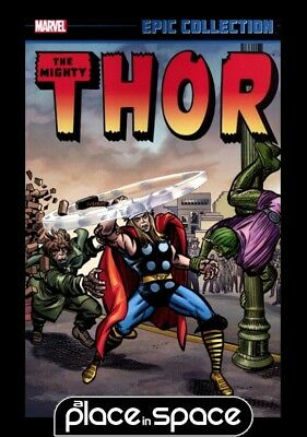 Thor Epic Collection God Of Thunder - Softcover