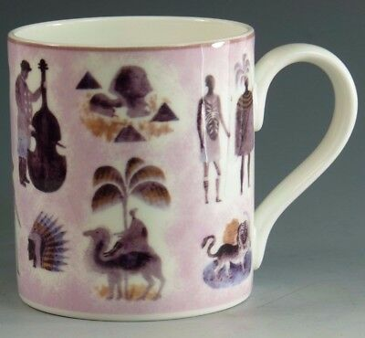 WEDGWOOD China - Eric Ravilious - Museum Collection Continents Mug