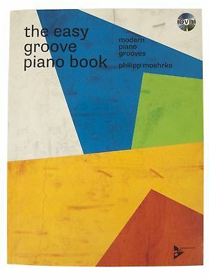 Advance Music The Easy Groove Piano Book - Philipp Moehrke