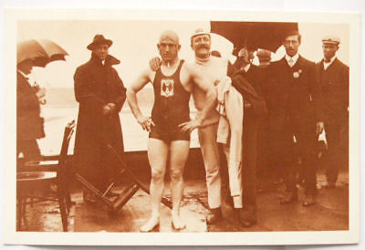 c.1980s PC Henry Taylor, Olympic Games, 1908