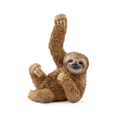 Schleich 14793 Sloth Figurine (World Of Nature - Wild Life) Plastic Figure