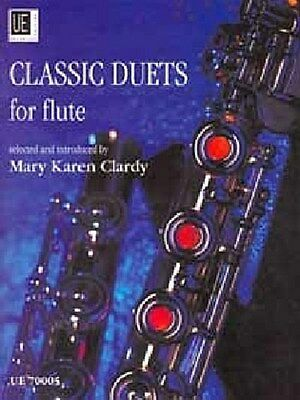 Classic Duets for Flute 1 Mary Karen Clardy