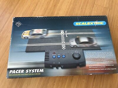 Scalextric C8003 Scalextric Pacer System MIB with instructions
