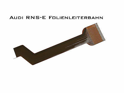 Audi RNS-E flat cable ribbon cable from display to mainboard