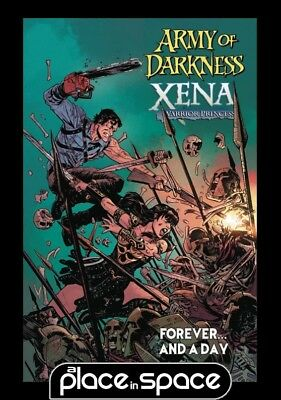 Army Of Darkness Xena Forever And A Day - Softcover