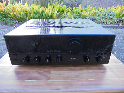 Toshiba Aurex SB 66  High End Amplifier