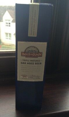 Innis & Gunn Limited Edition Boxed & Sealed Scottish Oak Aged Beer