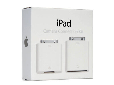 Genuine Apple iPad Camera connection Kit for Model A1362, A1358