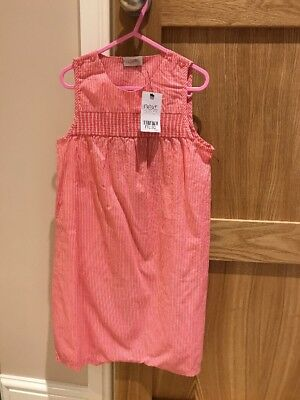 New NEXT Girls Romper Age 5-6 Years RRP £10.50