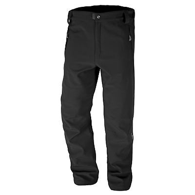 CMP Soft Shell Trousers functional pants black climaprotect Insulating