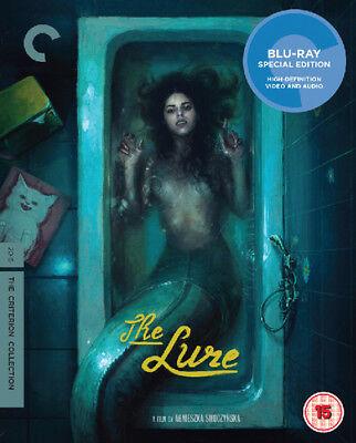 The Lure - The Criterion Collection Blu-Ray (2017) Marta Mazurek ***NEW***