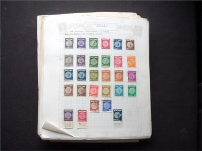 12230aj ISRAEL MINT AND USED STAMP COLLECTION - PLENTY TO VIEW AND SORT ???