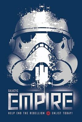 Star Wars Rebels Galactic Empire - Enlist Today! Maxi Poster 61 x 91,5 cm