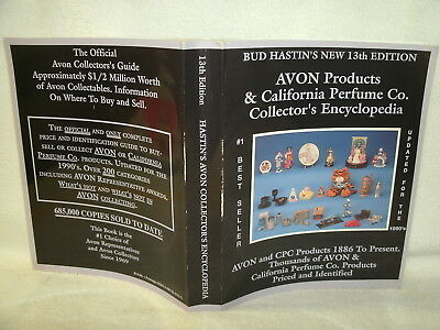 Collector Encyclopedia for AVON Products & California Perfume Co-13th Ed-1994
