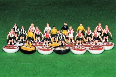 Mixed Lot Of 18 Subbuteo Early Heavyweight Players