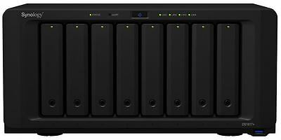 Synology DS1817+(2GB)/16TB-RED -  DS1817+ (2GB)/16TB-RED 8Bay NAS