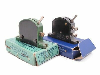 Hornby Dublo  D1 Lever Switch & D2 Lever Switch