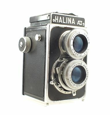 HALINA A1 TLR Camera In Carry Case - C28
