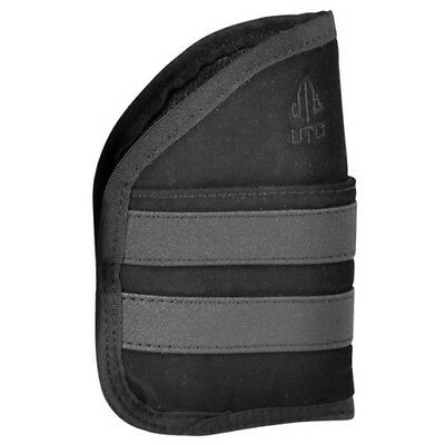 "Leapers PVC-HP39 Ambidextrous Pocket Holster 3.9"" For Sub Compact 9mm"